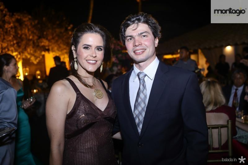 Cristina e Eduardo Lima