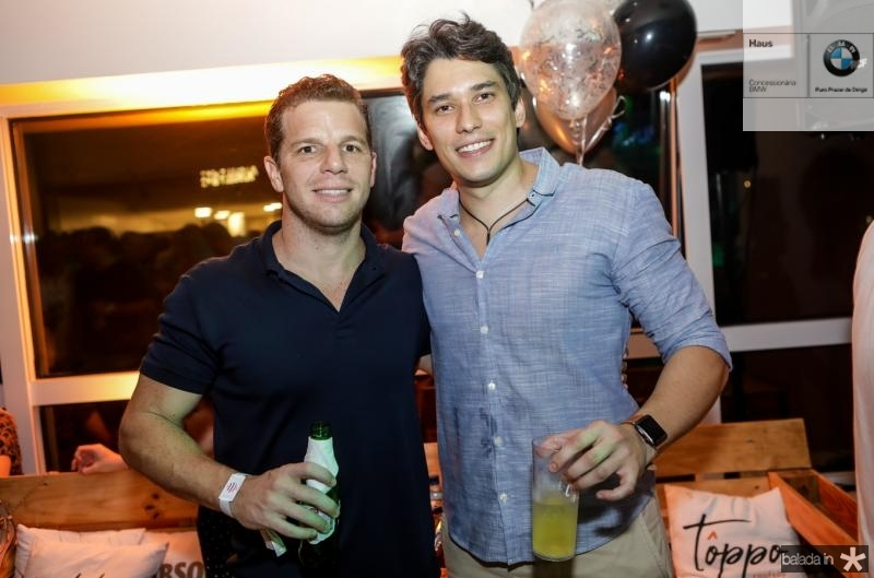 Andre Rolim e Ricardo Rios