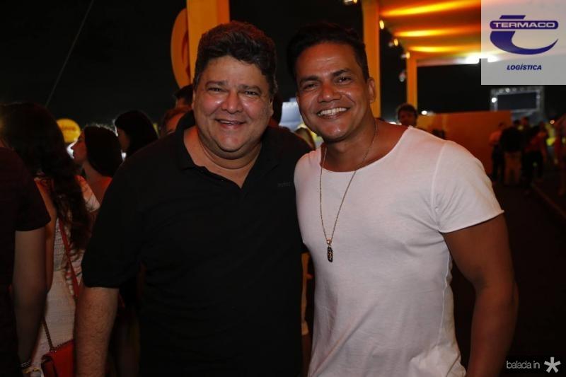 Colombo Cialdini e Netinho Rodrigues