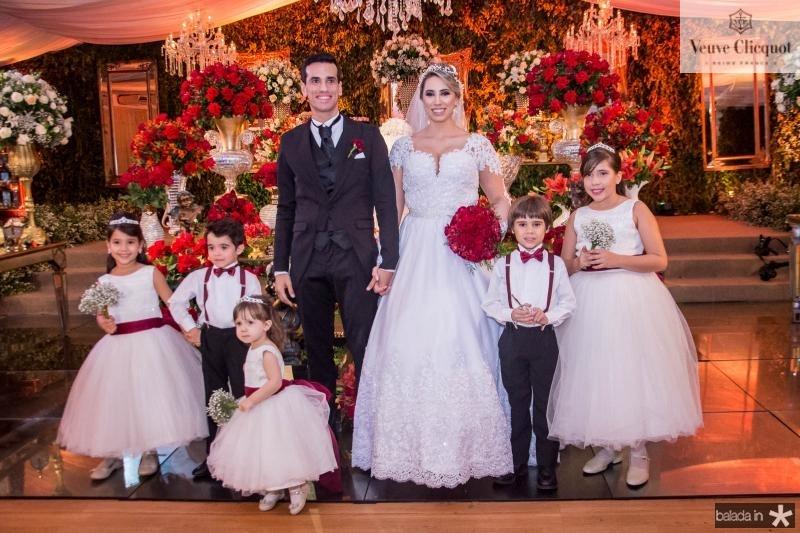 Casamento de Jessica Dartora e Antonio Airton Pontes