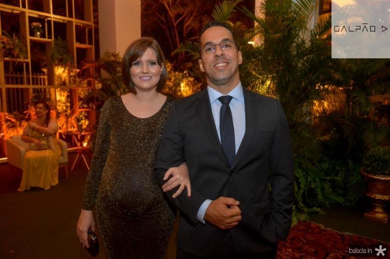 Flavia e Nelson Nogueira
