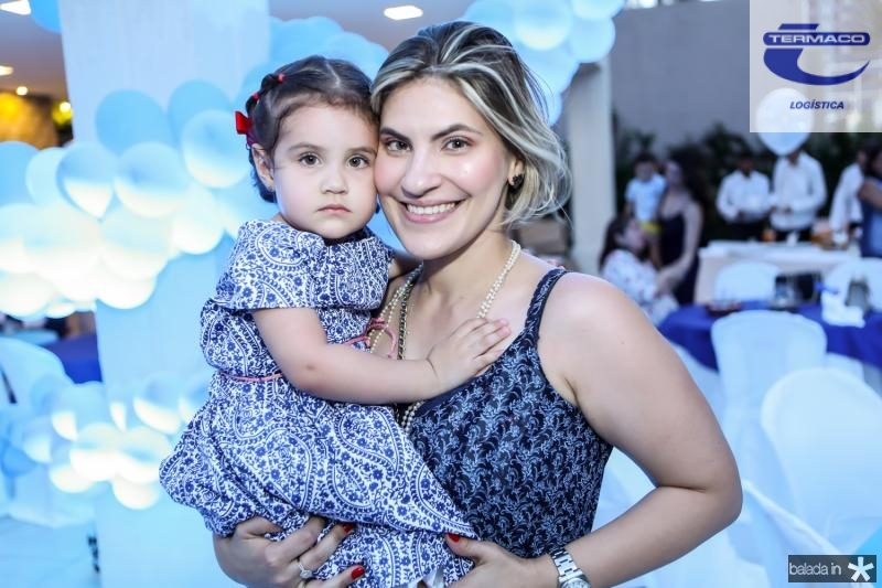 Maria Clara e Katerine Bezerra