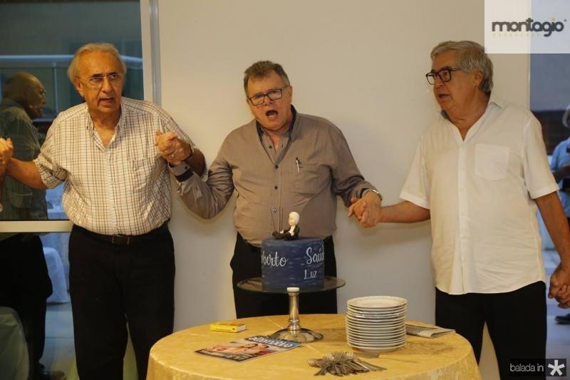 Joao de Deus Costa Lima, Juarez Leitao e Roberto Farias