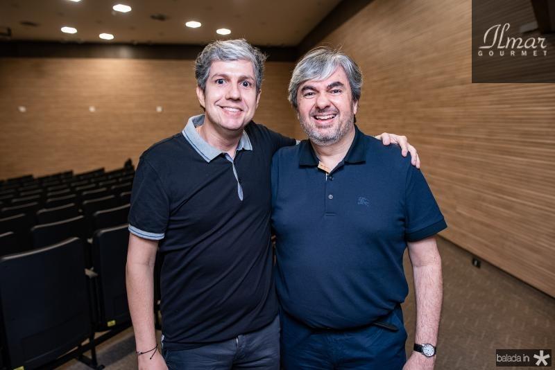 Geraldo albuquerque e Haroldo Rodrigues