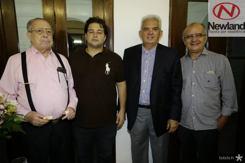Edson e Adriano Ventura, Thales de Sa Cavalcante e Wigens Garcia