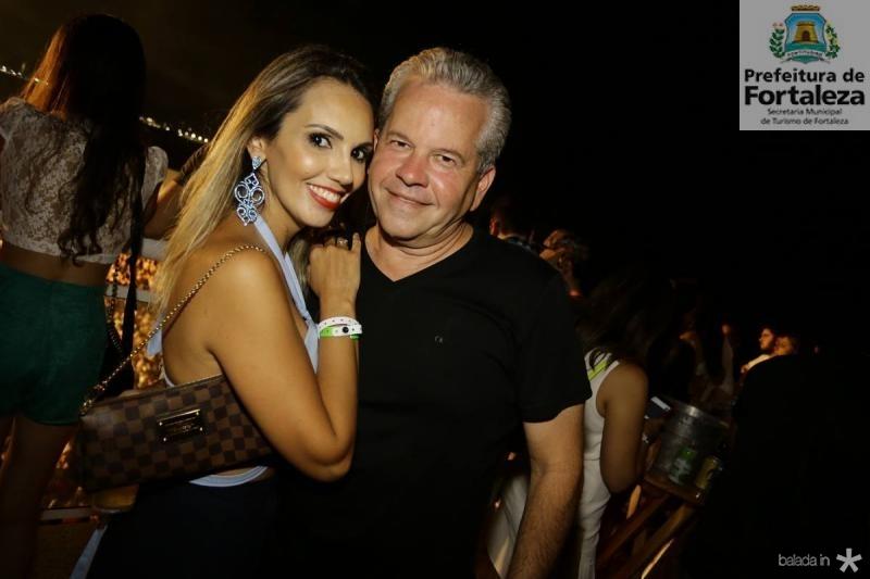 Gisele Monteiro e Bira Borges