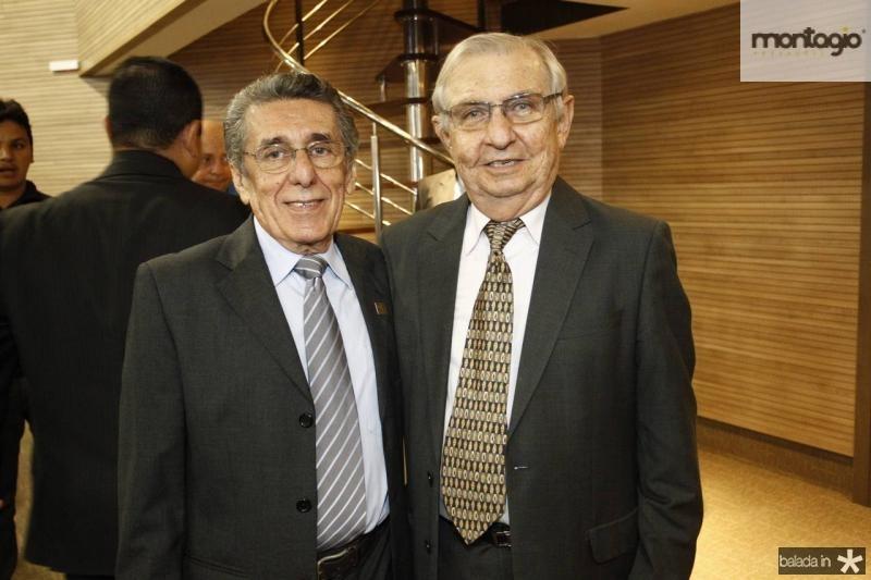 Vanildo Marcelo e Alvaro Correa