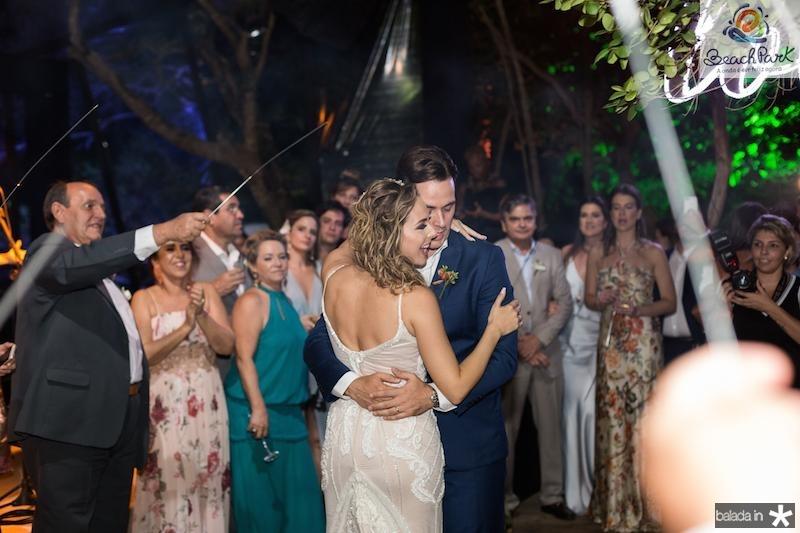 Primeira dança dos noivos (