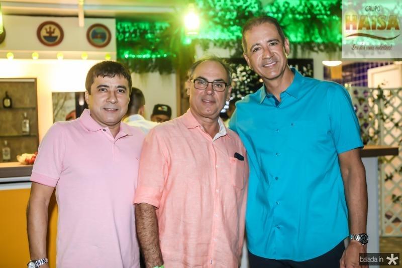 Francklin Delano, Andre Castelo e Regis Medeiros