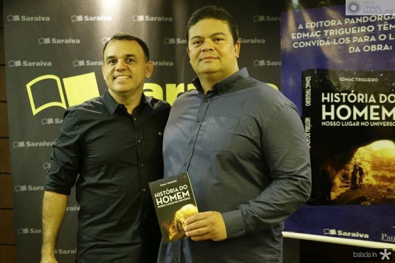 Edmac Trigueiro e Luiz Arcoverde