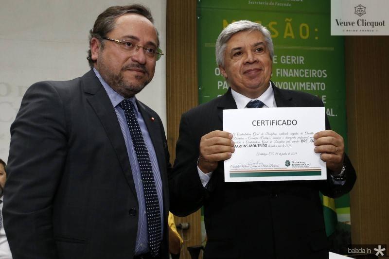 Theo Hortencio e Joao Monteiro