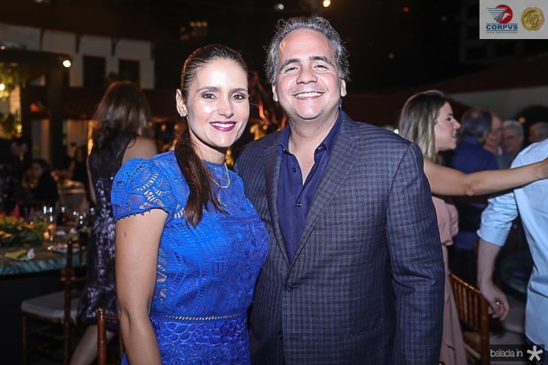 Manuela e Ricardo Bacelar