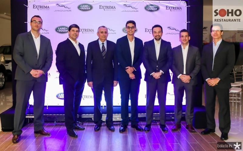 Rafael Posebon, Divanildo Albuquerque, Odilon Peixoto, Lucio Salazar, Gabriel Patini, Danilo Rodil e Pedro Oliveira