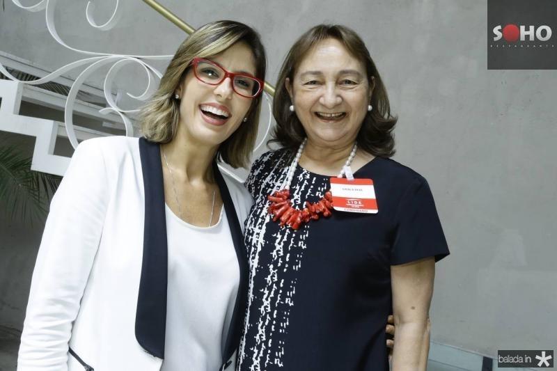 Marilia Fiuza e Graca Dias