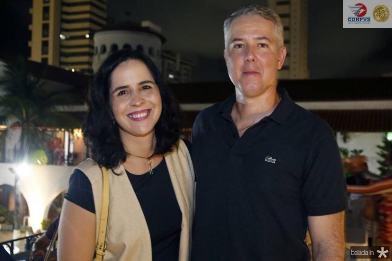 Camila e George Albuquerque