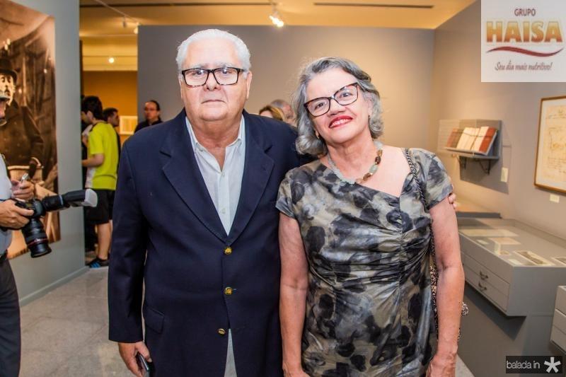 João otávio Lobo e Melania Aderaldo Lobo