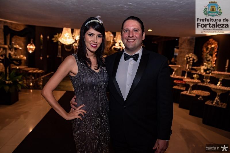 Flavia e Daniel Simões