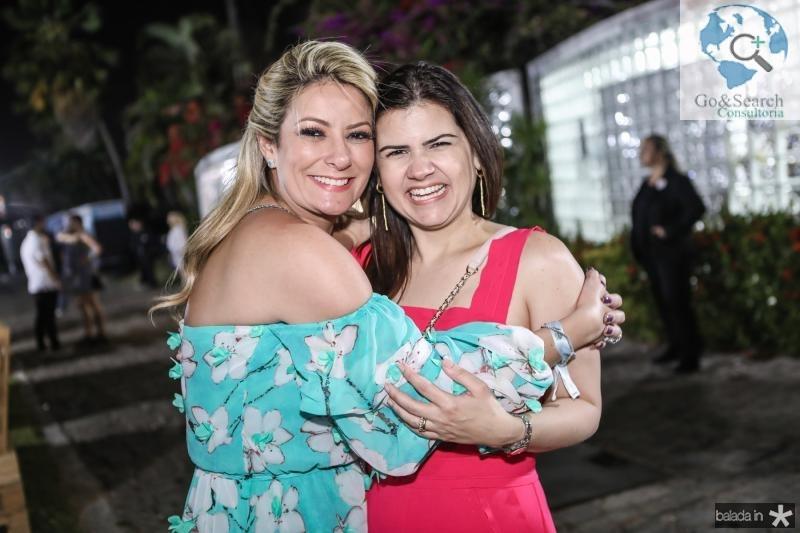 Tatiana Luna e Ticiana Brigido