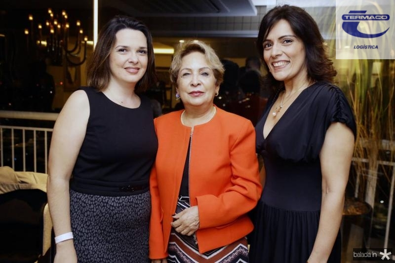 Karla Lima, Etti Holanda e Janusa Brasil