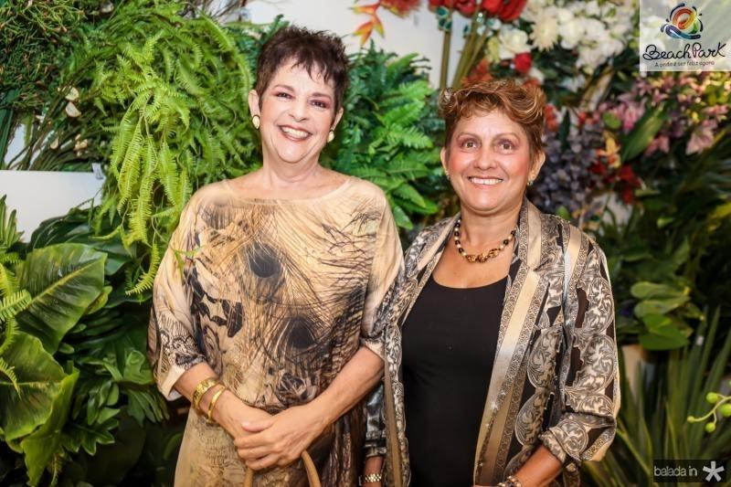 Fernanda Lopes e Marcia Morais