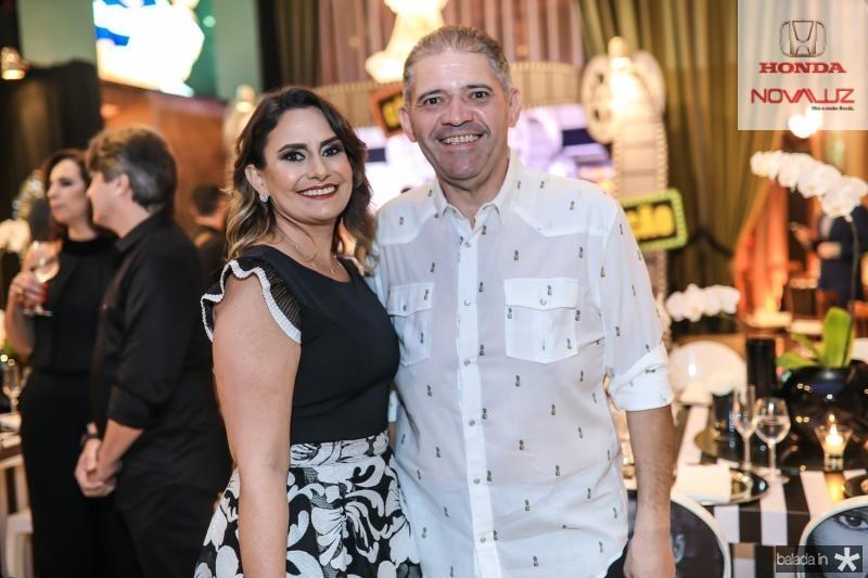 Roseane Pimentel e Andre Rocha