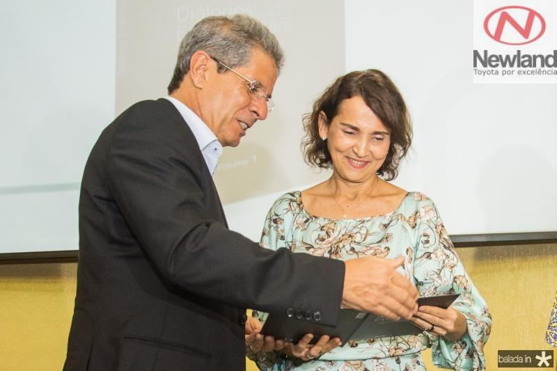 Severino Ramalho Neto e Izolda Cela