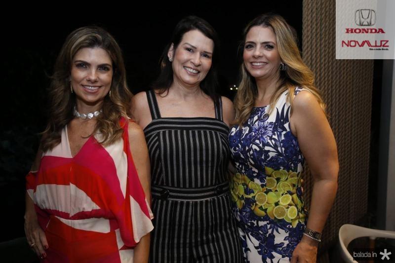 Ines e Paula Castro e Tais Pinto 1
