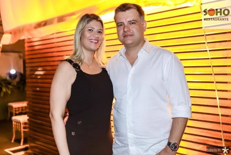 Vanessa e Jean Maciel