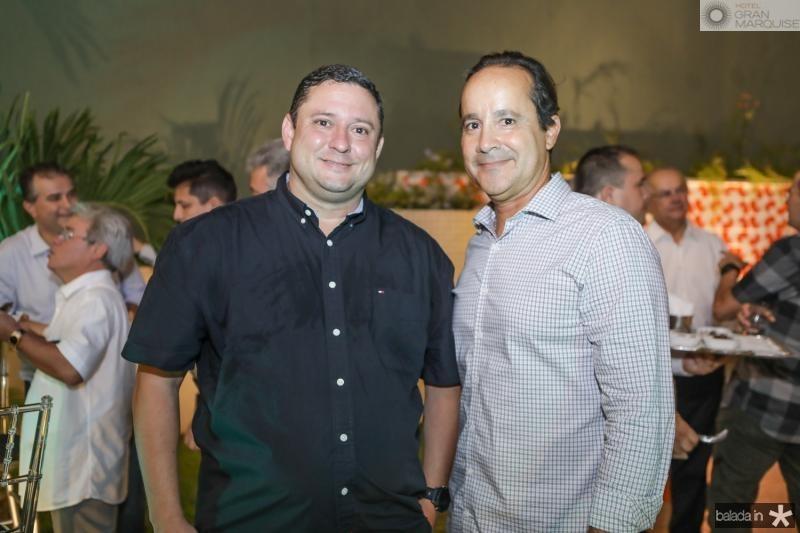Marcelo Romero e Marcelo Melo