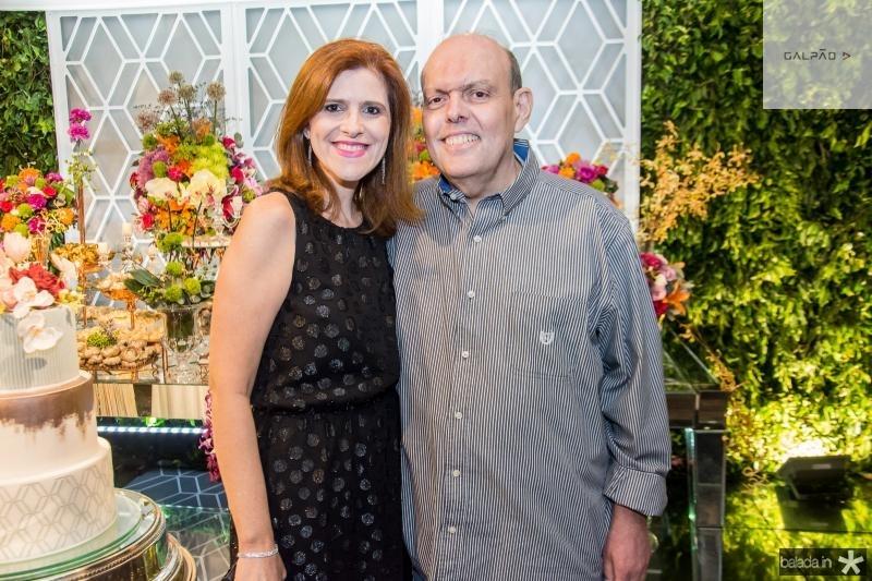 Luciana e Ronaldo Mota