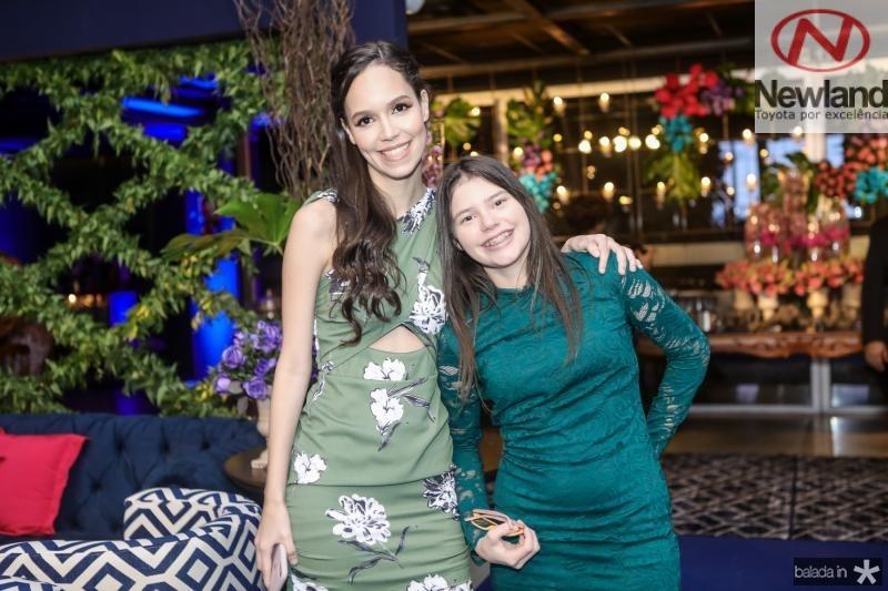 Fernanda Arrais e Sofia Rocha
