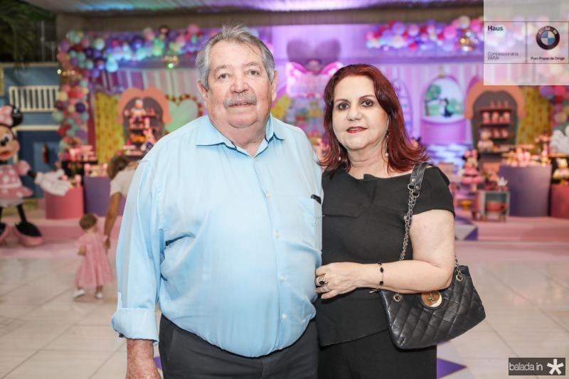 Edivardo e Lourde Santos