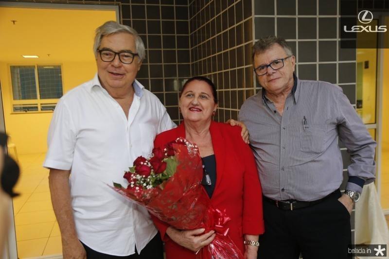 Roberto Farias, Maria e Juarez Leitao 2