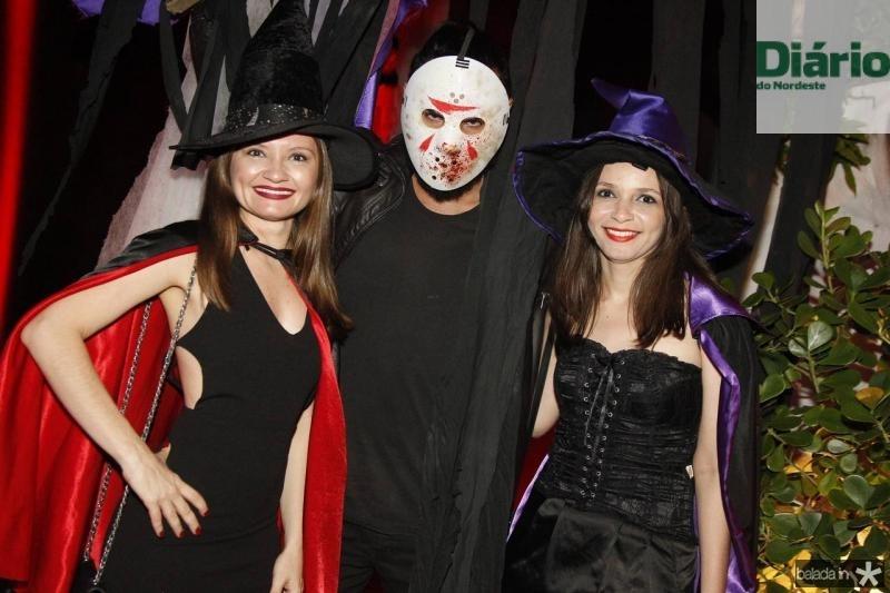Rebeca Rabeo, Rian Laison e Erica Rabelo