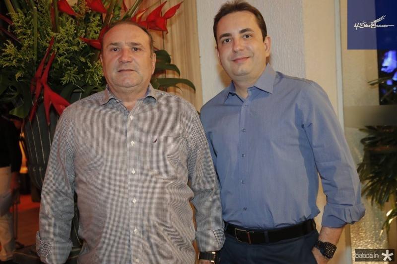 Jose Edson e Eli Nogueira