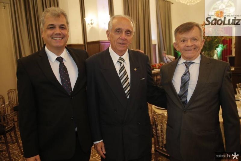 Magno Camara, Joao Guimaraes e Edilmo Linhares