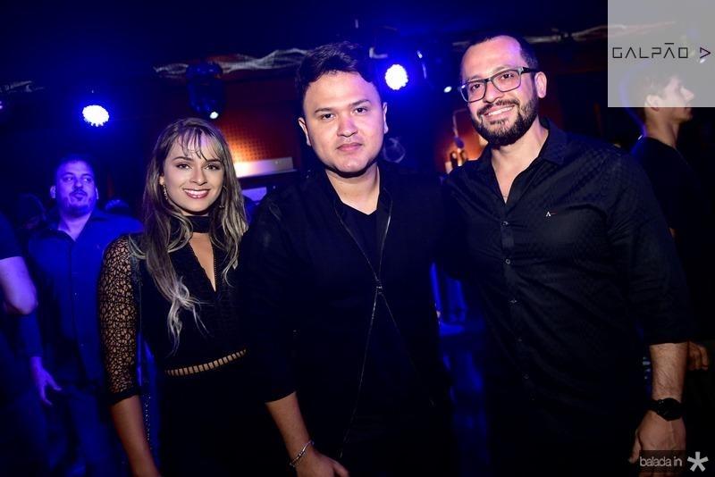 Vitorya Sarah, Jhonathan Rego, Andre Costa