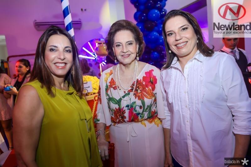 Luciana, Norma e Denise Bezerra