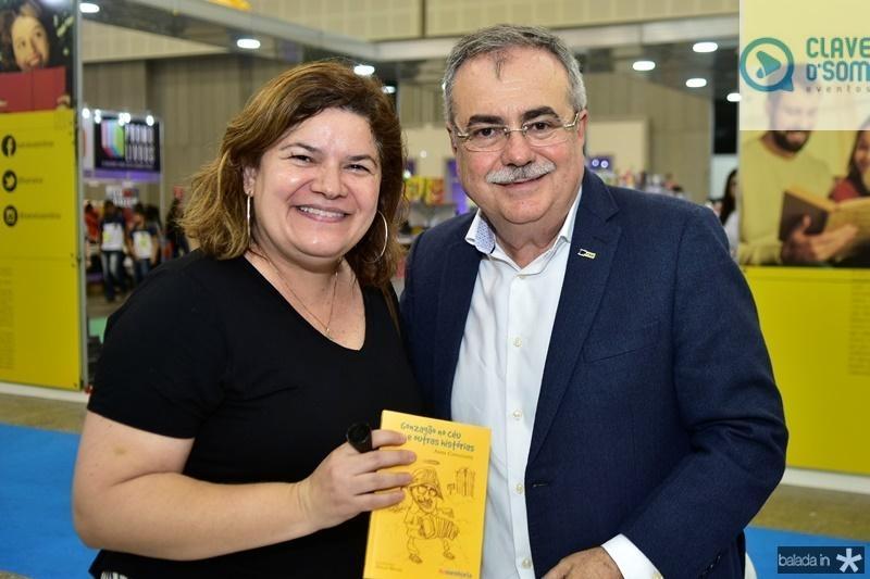 Flavia Chagas, Assis Cavalcante..