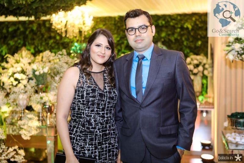 Isabel e Chagas Vasconcelos Neto