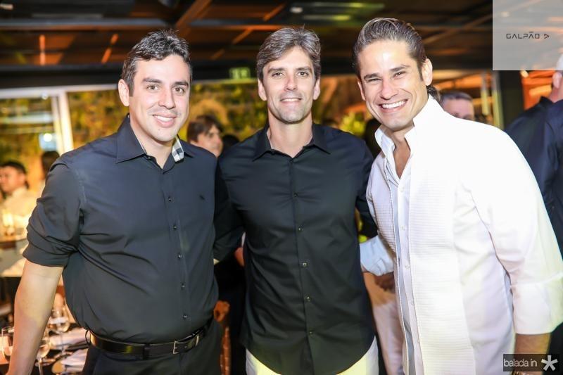 Italo Ximenes, Rui do Ceara e Devi Rodrigues