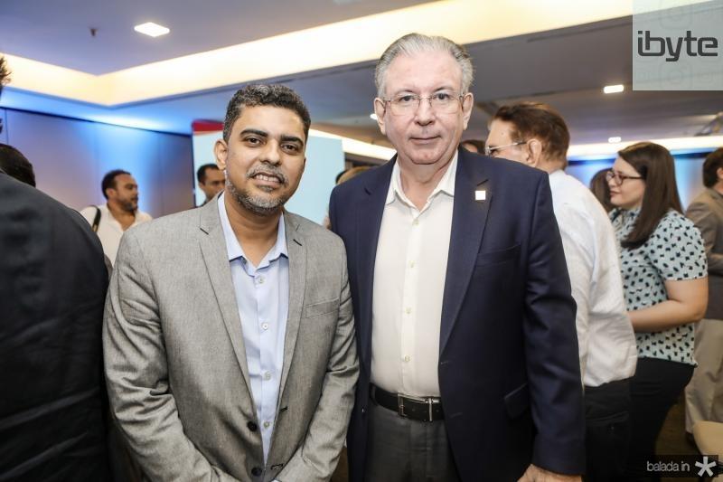 Flavio Delefeu e Ricardo Cavalcante