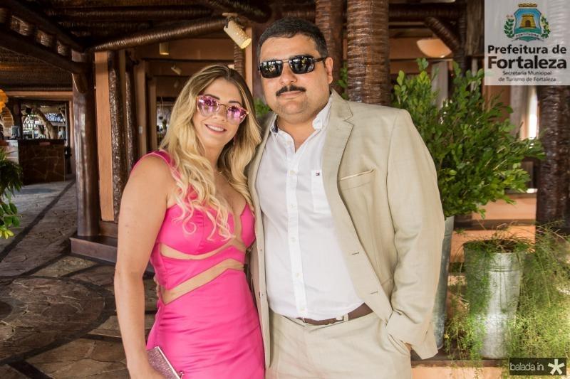 Renata e Paulo Ricardo Galvao