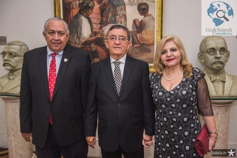 Ze Maria Bonfim, Euribes Pontes e Aila Pontes