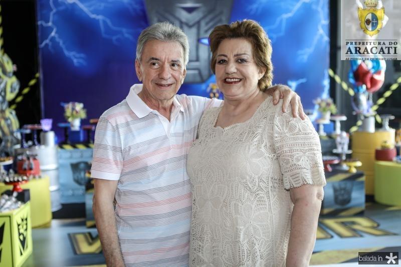 Majela e Vera Felix