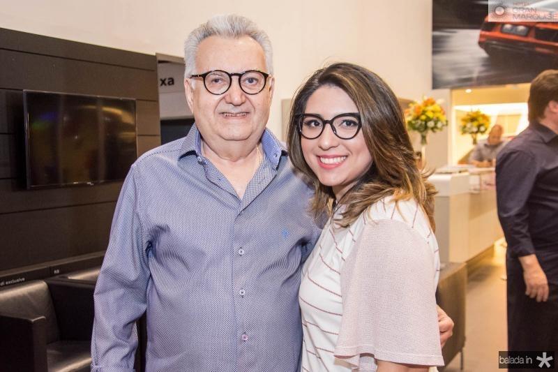 Marcondes Viana e Juliana Amaral