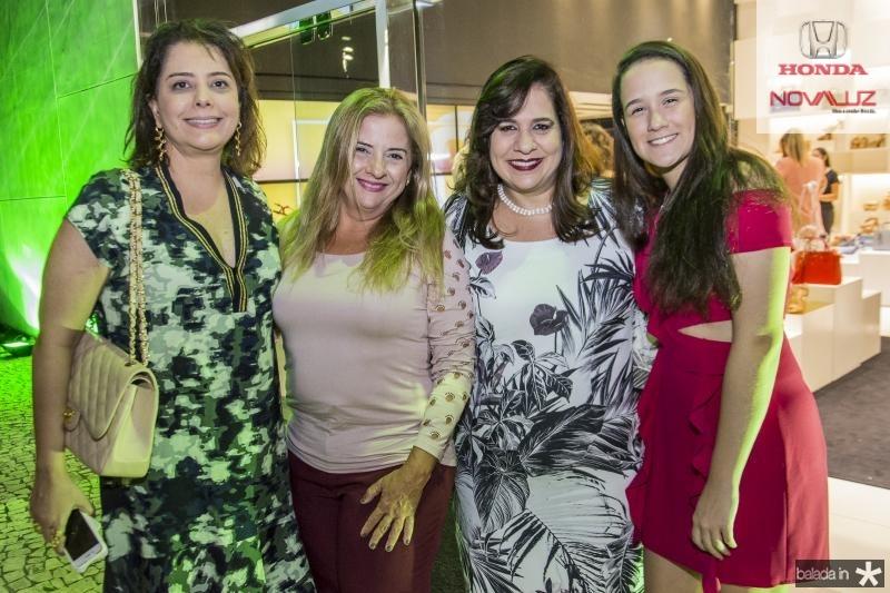 Claudia Gradvohl, Beth Pinto, Martinha Assuncao e Paula Assuncao