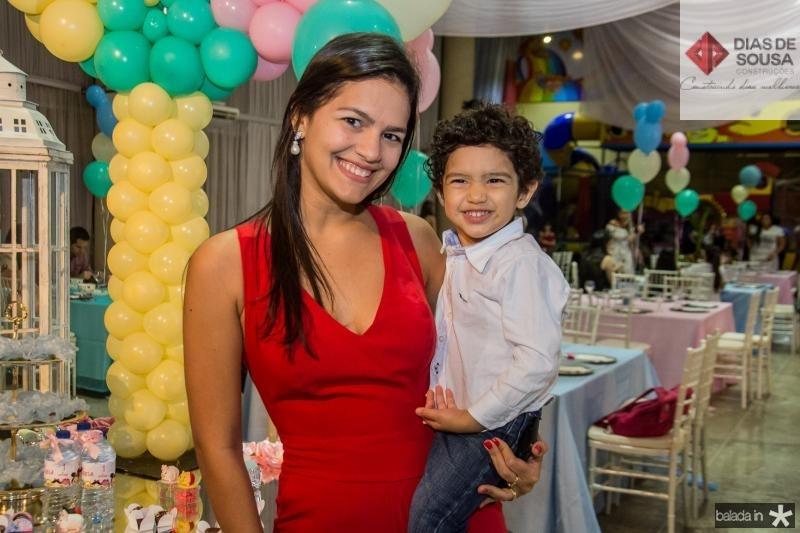 Nayane e Luca Luz