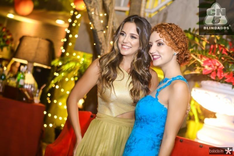 Fernanda Levy e Mariana Diniz