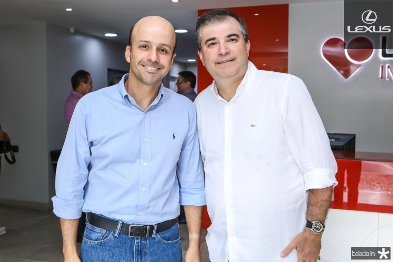 Ricardo Montenegro e Ricardo Bezerra